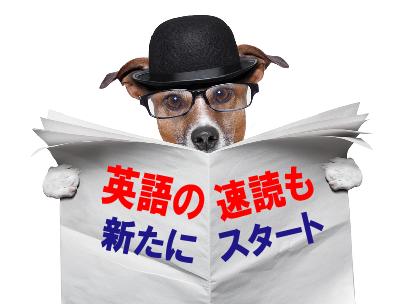 英語の速読「みんなの速読英語」開講