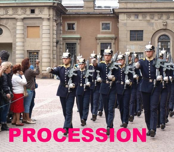 英単語増殖法procession